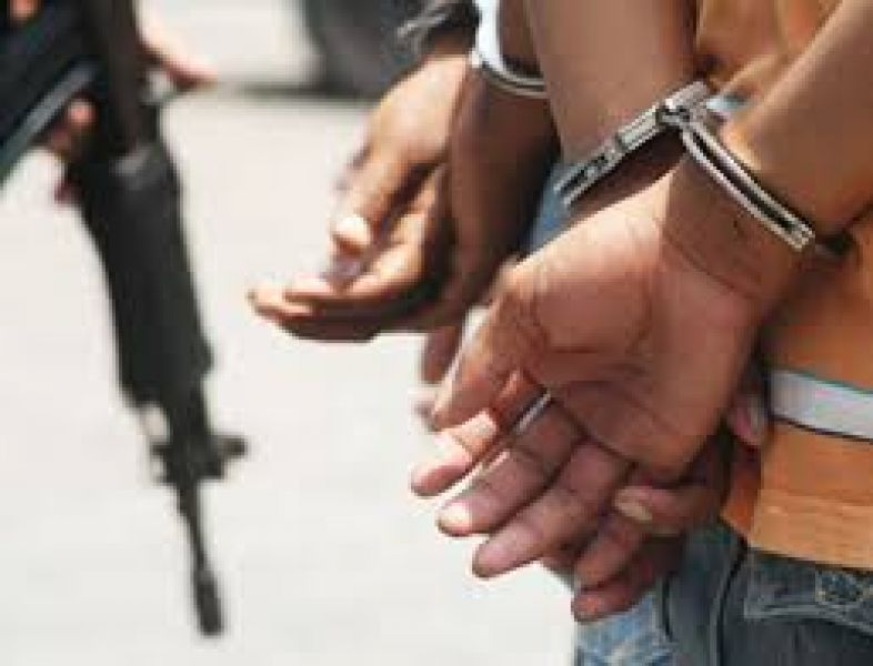 Los hermanos Reyes,  llegaron a juicio por un incidente ocurrido el 16 de febrero pasado, en barrio La Rivera.