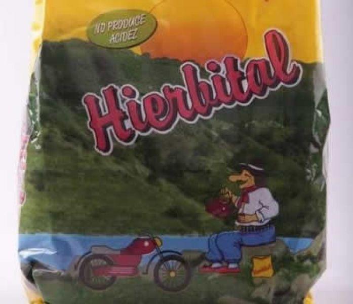 El producto, Hierbas Serranas con Yerba Mate, marca Hierbital, contaminado.
