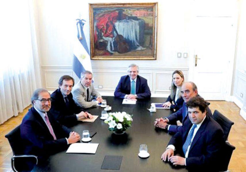 Jorge Argüello encabezará las negociaciones.