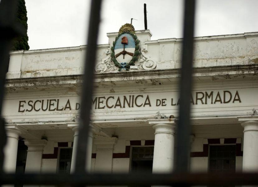 Los delitos de abuso sexual en la ESMA llegan a juicio oral y público.