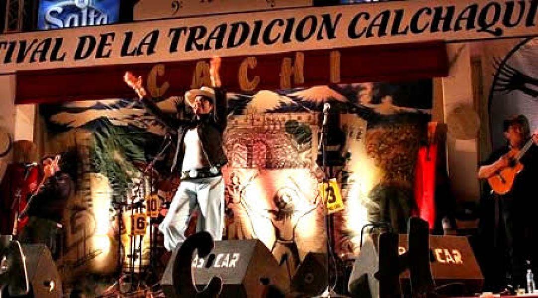 Los Tekis, Franco Barrionuevo, el Chaqueño Palavecino, entre las figuras del Festival de la Tradición Calchaquí 2020.