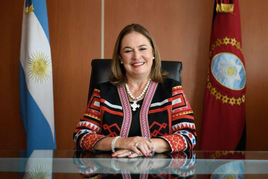 María Inés Diez deja su cargo de Defensora General de la Provincia, en el que se de sempeñó desde 2014.
