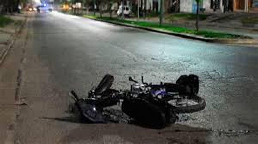 Con el deceso de ayer de un joven motociclista, son ocho las víctimas fatales en accidentes viales en lo que va del año.