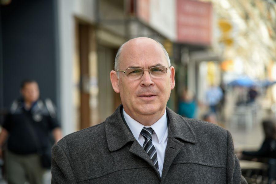 Carlos Lombardi, representante legal de la Red de Sobrevivientes de Abuso Sexual Eclesiástico de Argentina.