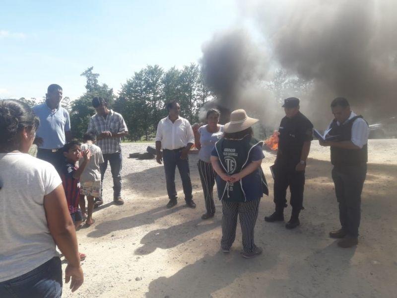 Son 23 los trabajadores municipales de Isla de Cañas que se quedaron sin su fuente laboral.