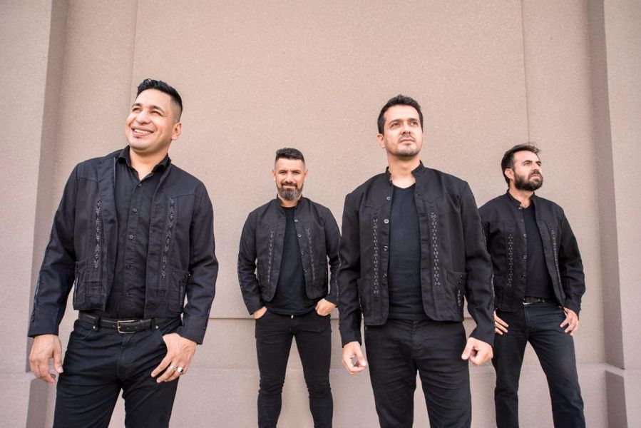 Lapachos se presentan en Balcarce y Necochea, el viernes 7 de febrero con un adelanto de los temas que integrarán su primer disco.