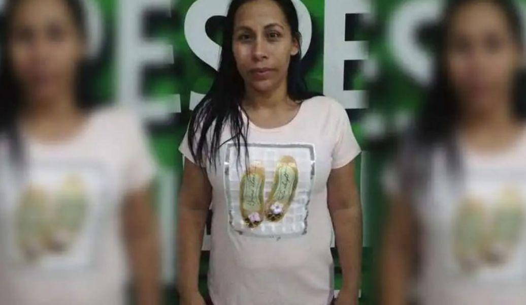 """Dora Vallejos """"la reina del Norte"""" sería familiar del piloto detenido por el caso del narcojet, Miguel Ángel Blázquez Vallejos."""