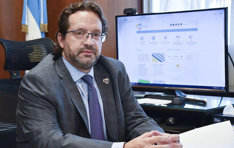 """""""Todavía es muy pronto para hablar de tendencia"""" a la baja de la inflación, dijo Marcos Lavagna, titular del INDEC."""
