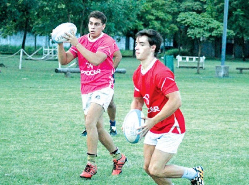 Los Mayuatitos jugarán varios partidos ante Tucumán.