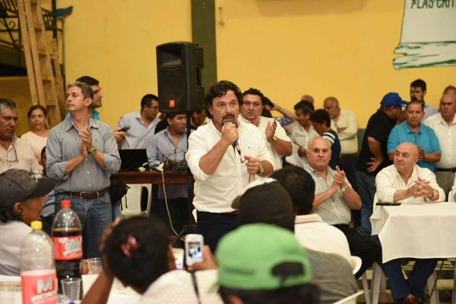 La reunión de Gabinete Ampliado se trasladó a la ciudad de Tartagal, donde Sáenz recibió los petitorios de los pueblos originarios.