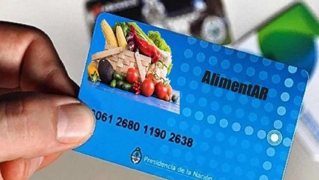 Se entregaron más de 600.000 tarjetas Alimentar y la semana próxima se suman tres provincias.