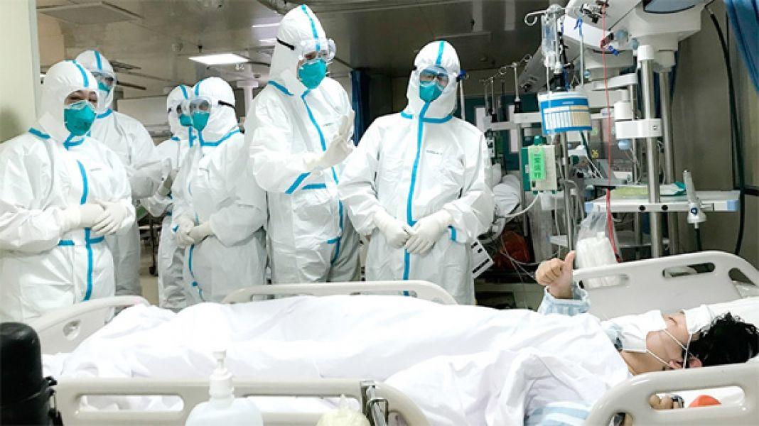 Con los datos de ayer Italia superó a China en el número de víctimas por el coronavirus.