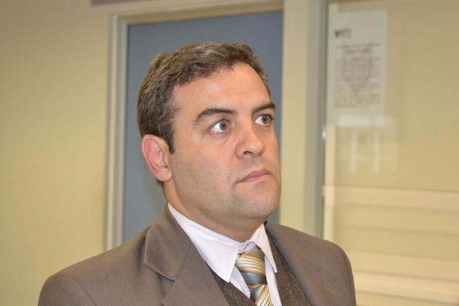 Fiscal penal, Gonzalo Vega.