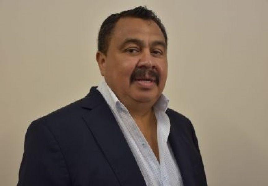 José Ibarra, vicepresidente segundo del Senado Provincial.