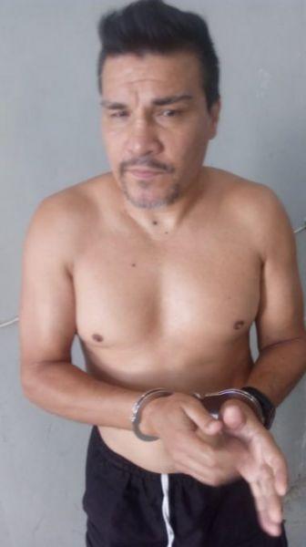 Baldomir está preso por abuso sexual contra su hija.