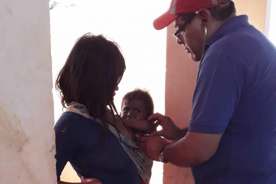 De los Ríosaseguróque el trabajo de salud y social en el norte continúa pese a la emergencia nacional por el COVID-19.