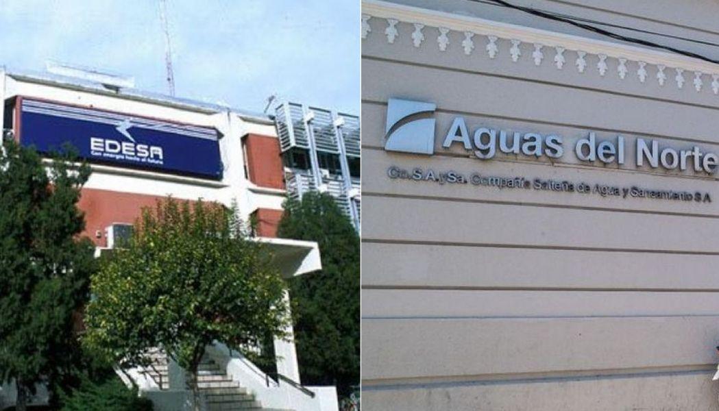 Por la emergencia sanitaria el gobernador Sáenz firmó el decreto que suspende cortes de servicios de agua y luz en Salta.