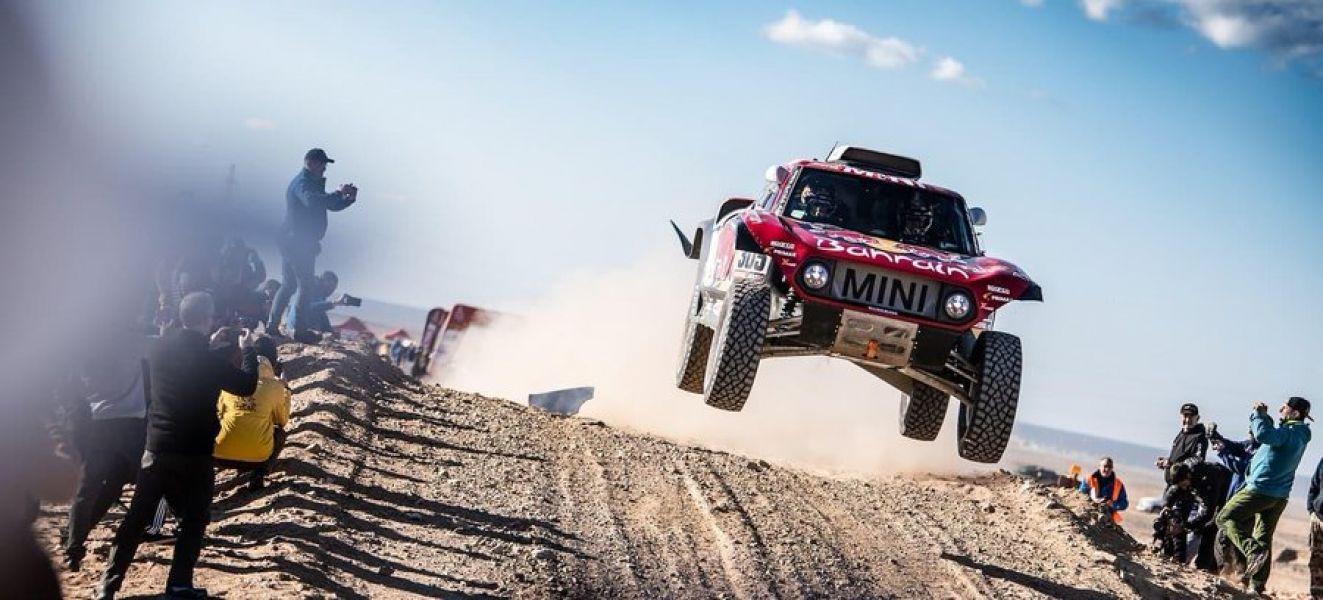 La ruta del Dakar 2021 trazada en ordenadores - Deportes