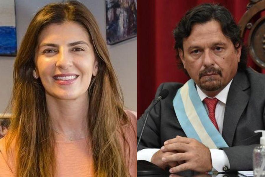 Bettina Romero y Gustavo Sáenz declinaron la invitación del Arzobispo Mario Cargnello para participar de la Procesión sin fieles.