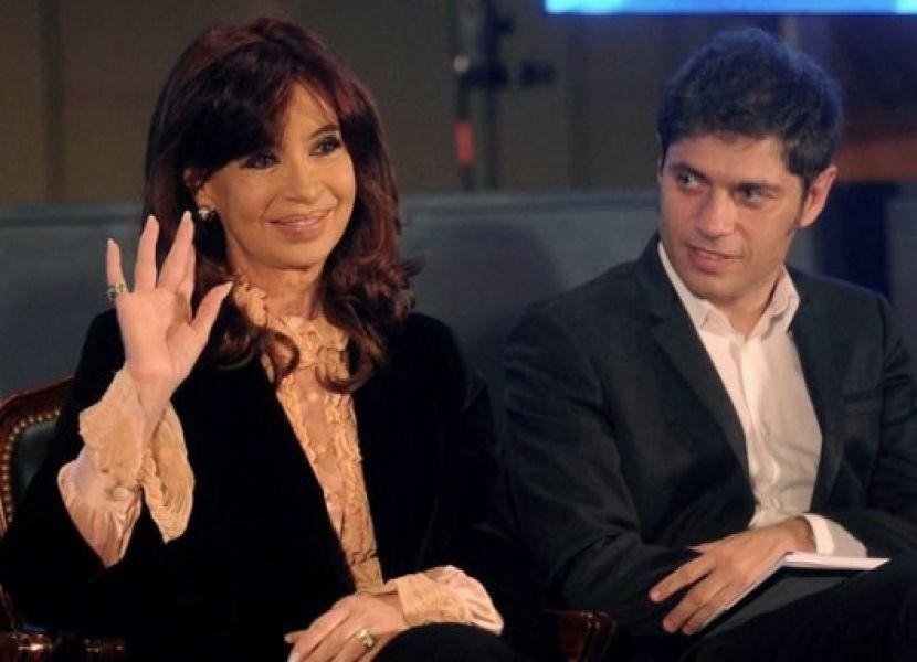 Cristina Kirchner y Axel Kicillof fueron sobreseídos en la..
