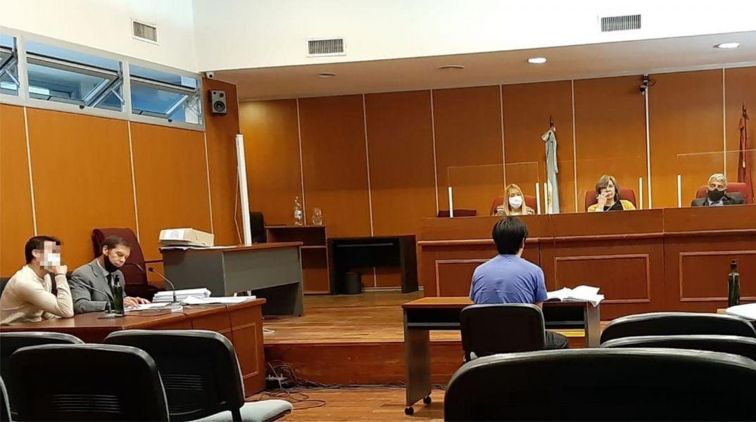 juicio caso fiesta frida abuso