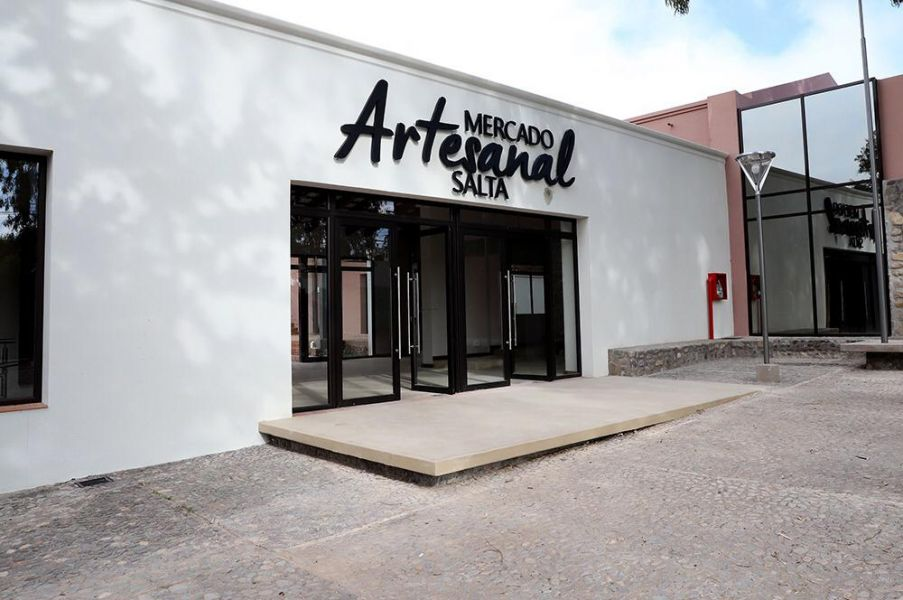 A 53 años de su creación, el jueves reabre un remodelado Mercado Artesanal  - Salta - Nuevo Diario de Salta, Argentina