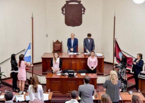 El Concejo Deliberante en su última sesión del año probaron el Presupuesto 2019, último año de gestión de Gustavo Sáenz.